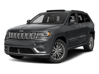 2018 Jeep Grand Cherokee Pictures Grand Cherokee Summit 4x2 photos side front view