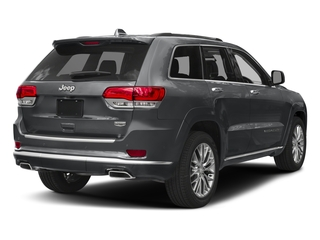 2018 Jeep Grand Cherokee Pictures Grand Cherokee Summit 4x2 photos side rear view