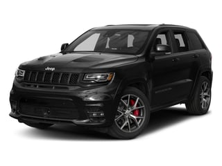2018 Jeep Grand Cherokee Pictures Grand Cherokee Utility 4D SRT-8 4WD photos side front view