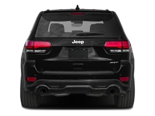 2018 Jeep Grand Cherokee Pictures Grand Cherokee Utility 4D SRT-8 4WD photos rear view