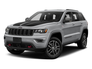 2018 Jeep Grand Cherokee Pictures Grand Cherokee Trailhawk 4x4 *Ltd Avail* photos side front view