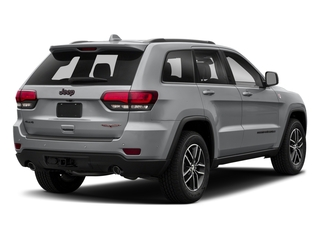2018 Jeep Grand Cherokee Pictures Grand Cherokee Trailhawk 4x4 *Ltd Avail* photos side rear view