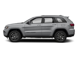 2018 Jeep Grand Cherokee Pictures Grand Cherokee Trailhawk 4x4 *Ltd Avail* photos side view