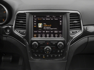 2018 Jeep Grand Cherokee Pictures Grand Cherokee Trailhawk 4x4 *Ltd Avail* photos stereo system