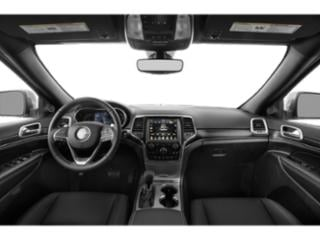 2018 Jeep Grand Cherokee Pictures Grand Cherokee Utility 4D Sterling Edition 4WD photos full dashboard