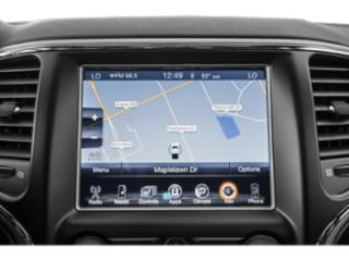 2018 Jeep Grand Cherokee Pictures Grand Cherokee Utility 4D Summit 2WD photos navigation system