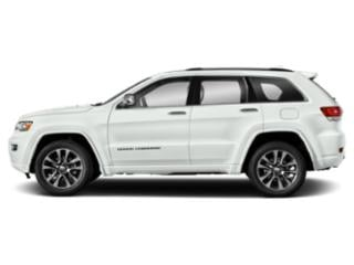2018 Jeep Grand Cherokee Pictures Grand Cherokee Utility 4D Altitude 4WD photos side view