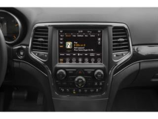 2018 Jeep Grand Cherokee Pictures Grand Cherokee Laredo E 4x4 *Ltd Avail* photos stereo system