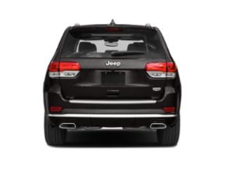 2018 Jeep Grand Cherokee Pictures Grand Cherokee Utility 4D Overland 2WD T-Dsl photos rear view