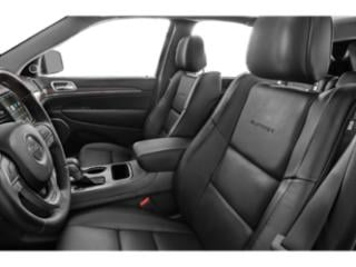 2018 Jeep Grand Cherokee Pictures Grand Cherokee Utility 4D Overland 2WD T-Dsl photos front seat interior
