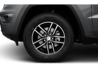 2018 Jeep Grand Cherokee Pictures Grand Cherokee Utility 4D Overland 2WD T-Dsl photos wheel
