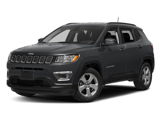 2018 Jeep Compass Pictures Compass Sport FWD photos side front view