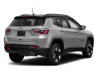 2018 Jeep Compass Pictures Compass Trailhawk 4x4 photos side rear view