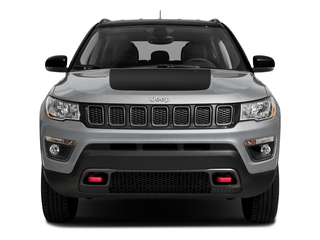 2018 Jeep Compass Pictures Compass Trailhawk 4x4 photos front view