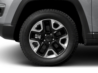 2018 Jeep Compass Pictures Compass Trailhawk 4x4 photos wheel