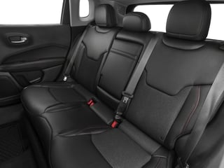 2018 Jeep Compass Pictures Compass Trailhawk 4x4 photos backseat interior