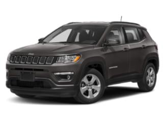 2018 Jeep Compass Pictures Compass Utility 4D Trailhawk 4WD photos side front view