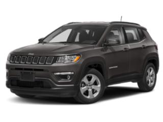 2018 Jeep Compass Pictures Compass Latitude 4x4 photos side front view