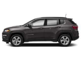 2018 Jeep Compass Pictures Compass Utility 4D Trailhawk 4WD photos side view