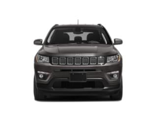 2018 Jeep Compass Pictures Compass Utility 4D Limited 4WD photos front view