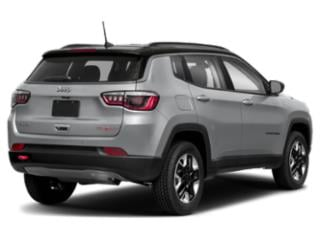 2018 Jeep Compass Pictures Compass Latitude 4x4 photos side rear view