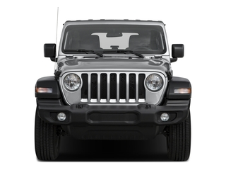 2018 Jeep Wrangler Unlimited Pictures Wrangler Unlimited Sport 4x4 photos front view
