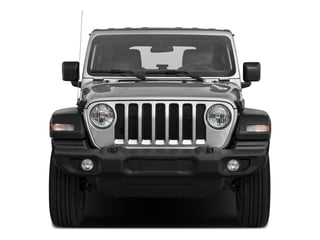 2018 Jeep Wrangler Unlimited Pictures Wrangler Unlimited Rubicon 4x4 photos front view
