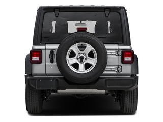 2018 Jeep Wrangler Unlimited Pictures Wrangler Unlimited Rubicon 4x4 photos rear view