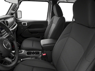 2018 Jeep Wrangler Unlimited Pictures Wrangler Unlimited Rubicon 4x4 photos front seat interior
