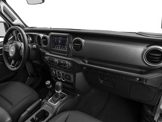 2018 Jeep Wrangler Unlimited Pictures Wrangler Unlimited Rubicon 4x4 photos passenger's dashboard
