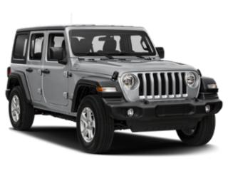 2018 Jeep Wrangler Unlimited Pictures Wrangler Unlimited Utility 4D Sahara 4WD V6 photos side front view