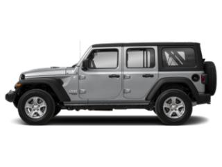 2018 Jeep Wrangler Unlimited Pictures Wrangler Unlimited Moab 4x4 photos side view