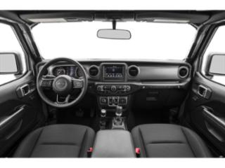 2018 Jeep Wrangler Unlimited Pictures Wrangler Unlimited Moab 4x4 photos full dashboard