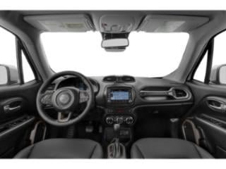 2018 Jeep Renegade Pictures Renegade Utility 4D Sport 2WD photos full dashboard