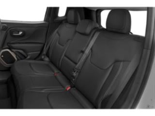 2018 Jeep Renegade Pictures Renegade Utility 4D Limited 2WD photos backseat interior