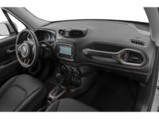 2018 Jeep Renegade Pictures Renegade Utility 4D Limited 2WD photos passenger's dashboard