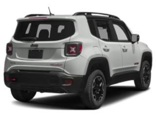 2018 Jeep Renegade Pictures Renegade Utility 4D Limited 2WD photos side rear view