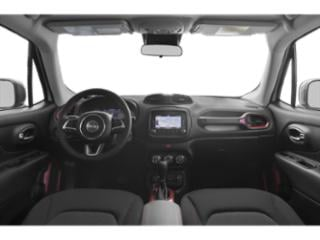 2018 Jeep Renegade Pictures Renegade Utility 4D Limited 2WD photos full dashboard