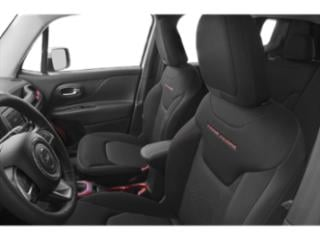 2018 Jeep Renegade Pictures Renegade Utility 4D Limited 2WD photos front seat interior