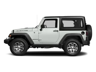 2018 Jeep Wrangler JK Pictures Wrangler JK Utility 2D Rubicon Recon 4WD V6 photos side view