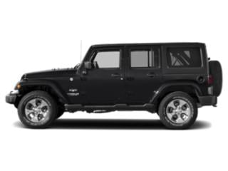 2018 Jeep Wrangler JK Unlimited Pictures Wrangler JK Unlimited Utility 4D Unlimited Sport 4WD photos side view