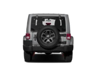 2018 Jeep Wrangler JK Unlimited Pictures Wrangler JK Unlimited Util 4D Unlimited Rubicon Recon 4WD photos rear view
