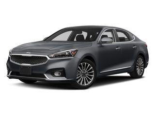 2018 Kia Cadenza Pictures Cadenza Premium Sedan photos side front view