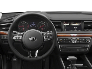 2018 Kia Cadenza Pictures Cadenza Premium Sedan photos driver's dashboard