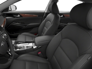 2018 Kia Cadenza Pictures Cadenza Premium Sedan photos front seat interior