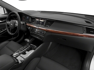 2018 Kia Cadenza Pictures Cadenza Premium Sedan photos passenger's dashboard