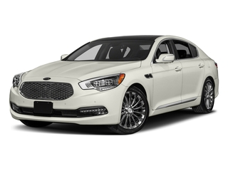 2018 Kia K900 Pictures K900 V8 Luxury photos side front view