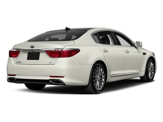 2018 Kia K900 Pictures K900 V8 Luxury photos side rear view