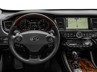 2018 Kia K900 Pictures K900 V8 Luxury photos driver's dashboard