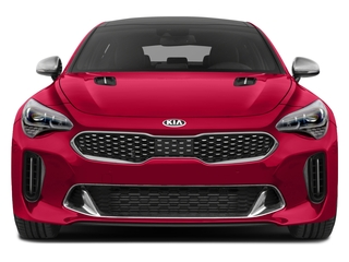 2018 Kia Stinger Pictures Stinger GT1 RWD photos front view